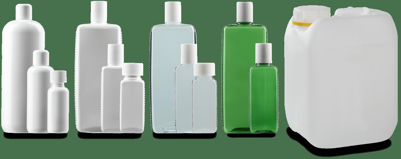 Übersicht Standard Flaschen Aromadüft und Saunadüfte